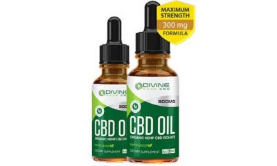Divine Ease CBD: Legit Organic Hemp CBD Isolate Tincture to Use?