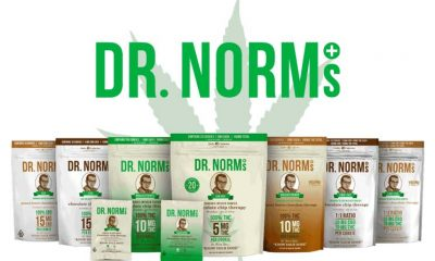 Dr. Norms: Doctor Formulated CBD Cookies and Craft Cannabis Hemp Products