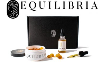 Equilibria: New Full Spectrum CBD Products for Women Launch by EQ