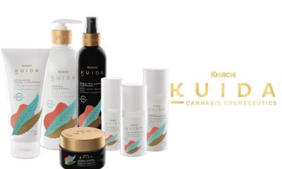 Kuida CBD Skincare: New Line of Cannabis Cosmeceutics with CBDERM Launches