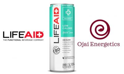 LIFEAID and Ojai Energestics Partner to Launch New CBD Beverage