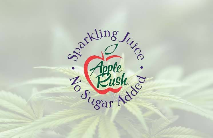 New Apple Rush Elements C Hemp Extract Infused Beverages Launch
