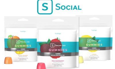 New Social CBD NaturallyNicer Gummies Launch in Broad Spectrum Form