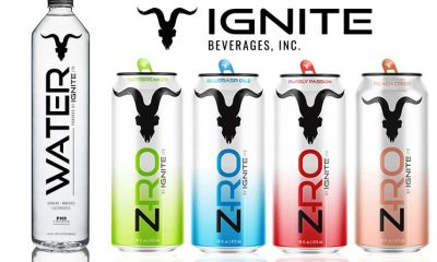 Non-Alcoholic, Water Powered by IGNITE ZRO Beverage by Dan Bilzerian is Coming this Spring