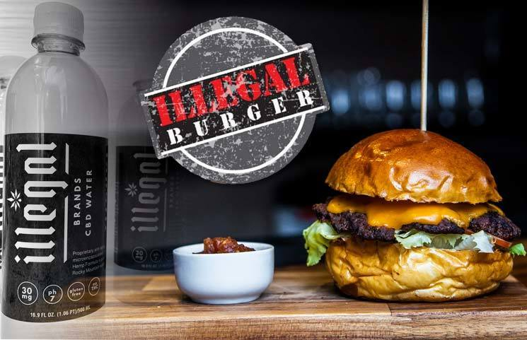 Pioneer CBD-Infused Fast Food Provider Illegal Burger to Open Another Joint in Texas
