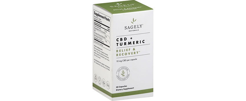 Relief Recovery Sagely Naturals