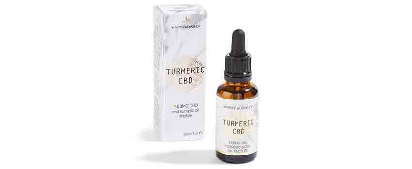 Turmeric CBD Oil Wunder Workshop