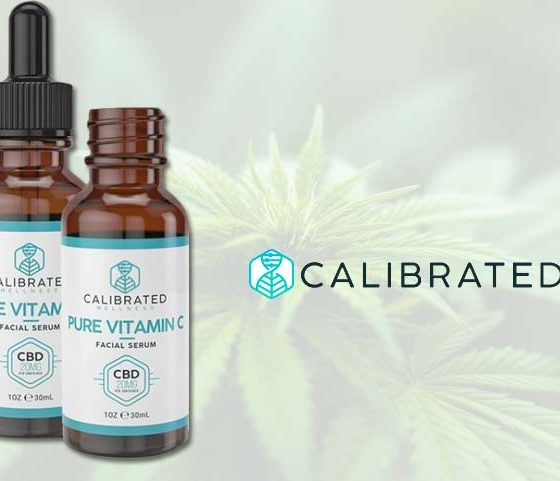 Calibrated Vitamin CBD: New Vitamin C-BD Face Serum Skincare Wellness Product Launches
