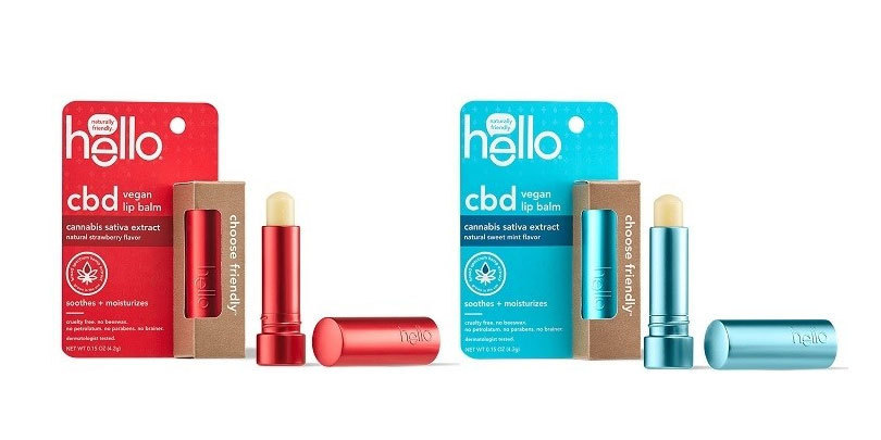 Colgate Acquired Hello Products, Launches CBD Oral Care Toothpastes and Mouthwashes