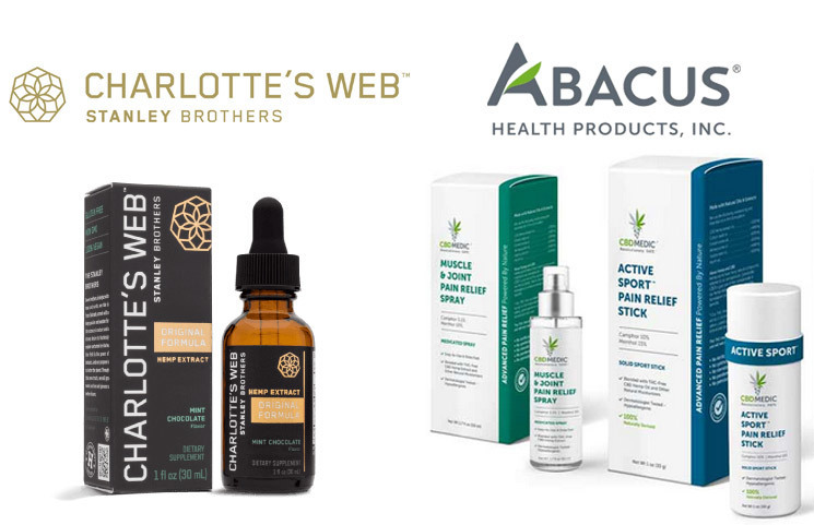 Abacus Health Products, CBDmedic to Be Acquired by Charlotte's Web