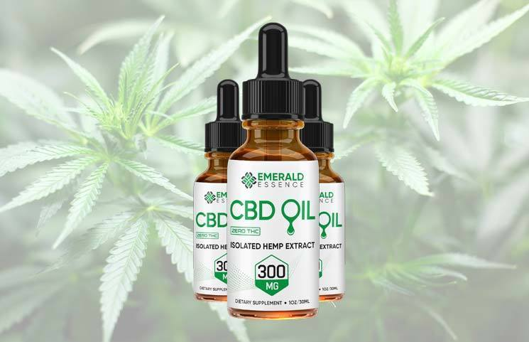 Emerald Essence CBD Oil for Chronic Pain and Lowering Blood Sugar Levels