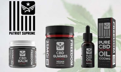 Patriot Supreme CBD: Veteran-Made Hemp Cannabidiol Products