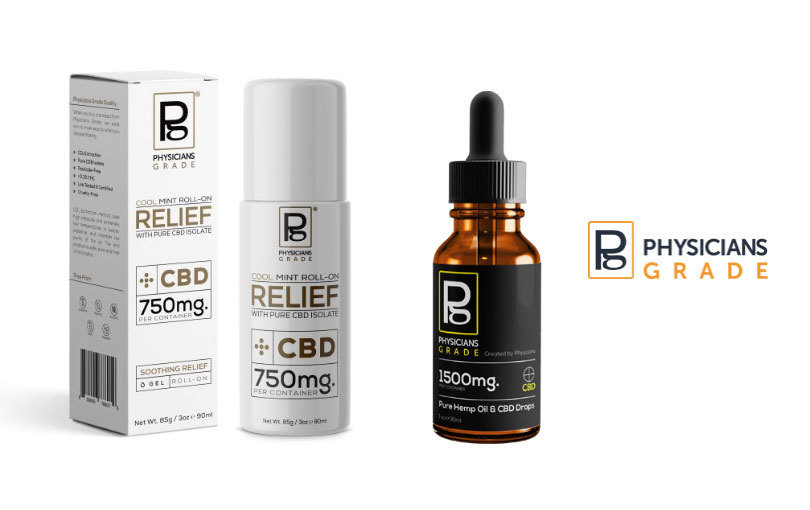 Physicians Grade CBD: New Advanced Cannabidiol Formulations Release