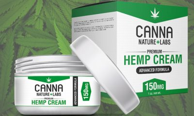 Canna Nature Labs: High Quality Premium Topical Hemp CBD Cream?