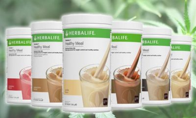 Customs Confiscate 11 Kilograms of Marijuana Masked as Herbalife Meal Formula at Clark Freeport
