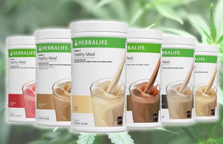 Customs Confiscate 11 Kilograms of Marijuana Masked as Herbalife Meal Formula at Clark Freeport