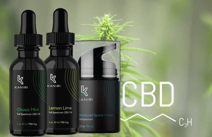 Kanibi CBD: Full-Spectrum CBD Products for Healing the Body