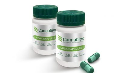 Cannabinoid Drug Developer, Cannabics Pharmaceuticals, Files Colon Cancer Treatment Patent