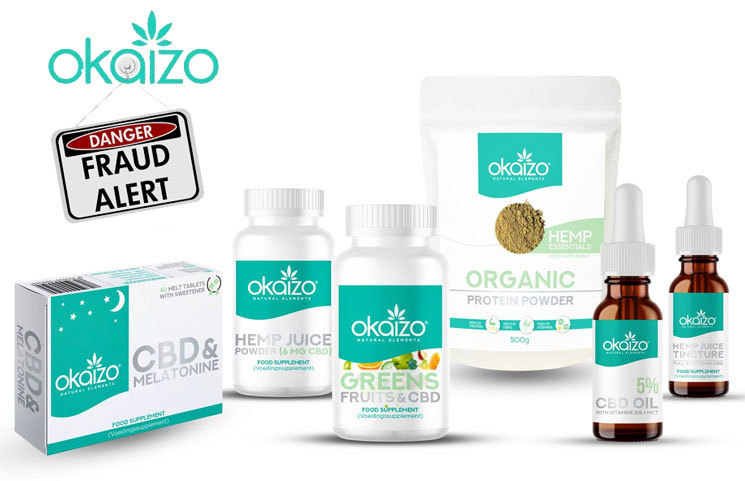 Okaizo CBD Oil Pyramid Scheme Launches by OneCoin Crypto Scammers