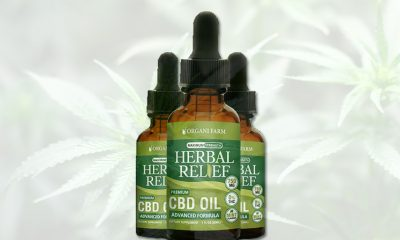 Organi Farm Herbal Relief CBD Oil: Safe Premium Advanced Formula?