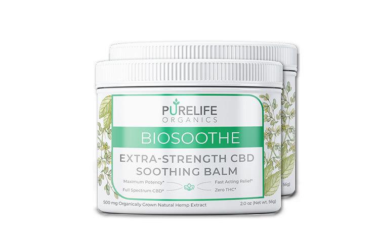 PureLife Organics BioSoothe CBD Balm: Extra-Strength Soothing Salve?