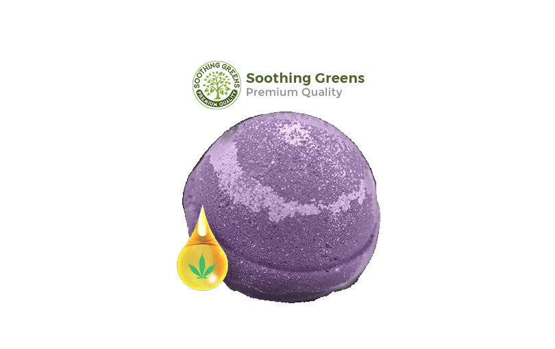 Soothing Greens CBD Bath Bombs: Relaxing At-Home Spa Experience?