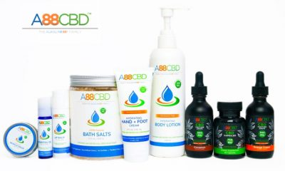 The Alkaline Water Company Shares New CBD Drinks, Gummies and Tinctures
