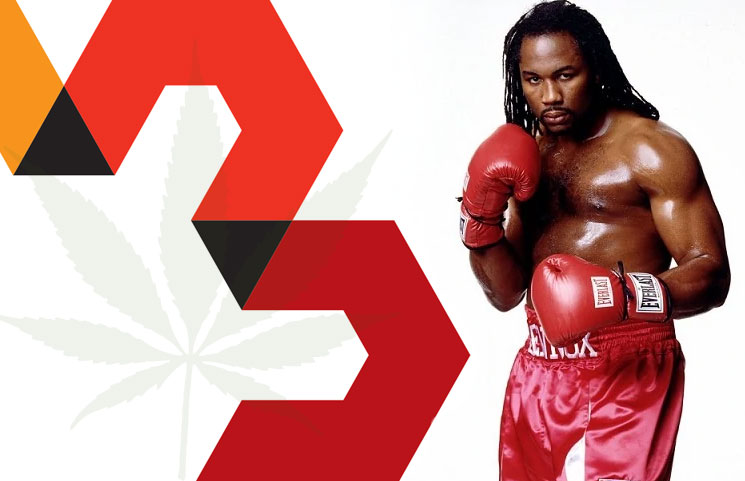 Boxer Lennox Lewis Makes Heavy-Handed Investment into New Maple Holdings Cannabis Brand