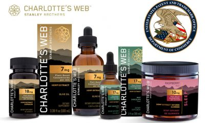 Charlotte's Web Granted US Patent 'CW1AS1' for Hemp CBD Product Genetics