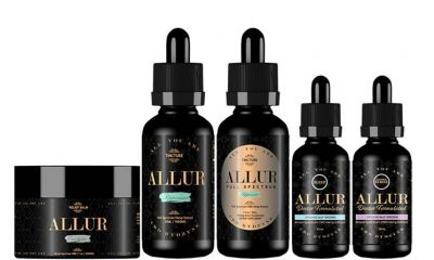 ByDzyne Allur CBD: Safe Full Spectrum, Doctor-Formulated Hemp Products?