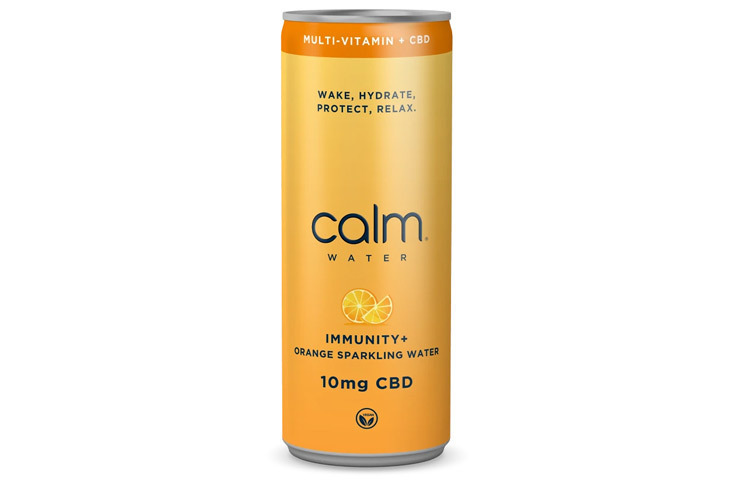 First CBD-Infused Immunity Beverage by Calm Drinks Debuts with Extra Vitamins and Minerals