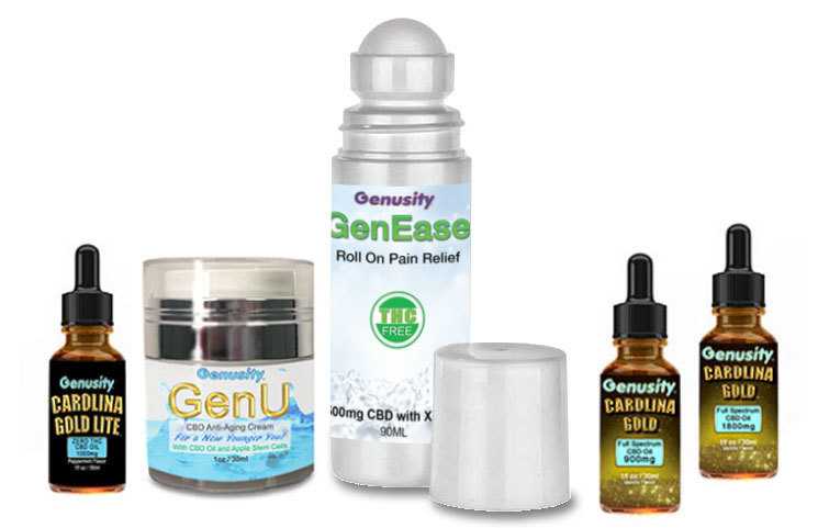 Genusity CBD