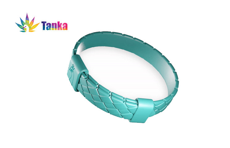 Tanka Wellness Bracelet: Slow-Release Organic Hemp for Pain Relief?