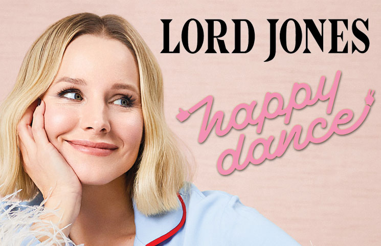 Kristen Bell Brings Happy Dance CBD Skincare to Public with Lord Jones