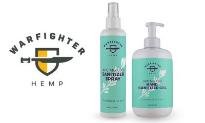Need Antiseptic Hand Sanitizer? Warfighter Hemp Debuts CBD-Infused Formula