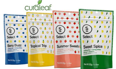 New Curaleaf Hemp Select Nano Gummies Debut with Fast-Acting, Nano-Emulsion Technology