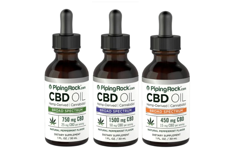 New Piping Rock CBD Product Line Carries Hemp Oils, Muscle Rubs and Roll-Ons