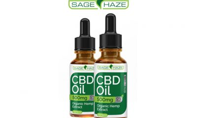Sage Haze CBD: Potent Organic Hemp Oil Extract Tincture?