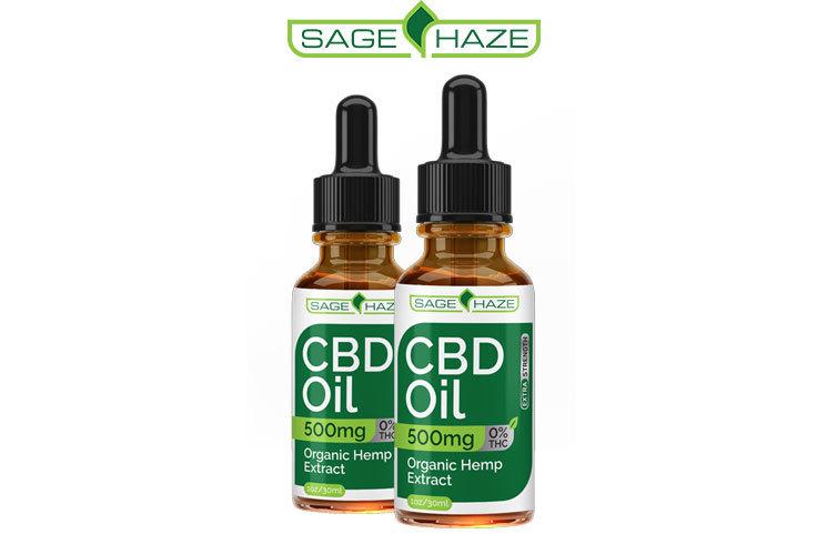 Sage Haze CBD: Potent Organic Hemp Oil Extract Tincture?