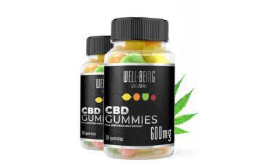Wellbeing Labs CBD Gummies: High Quality Full Spectrum Hemp Extract?