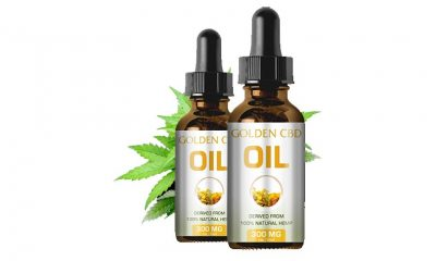 Golden CBD Oil: Should You Try Gold CBD Tincture Derived from Hemp?