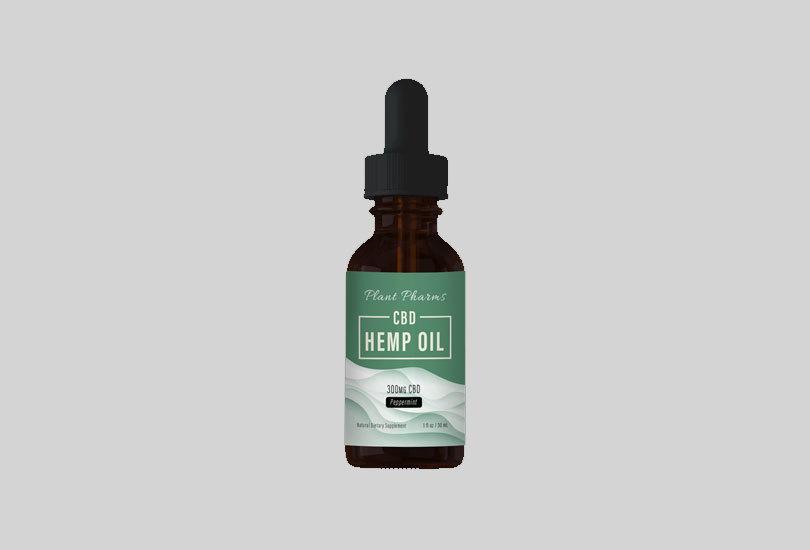 Plant Pharms CBD Oil: THC-Free Herbal Hemp-Derived Cannabidiol Tincture?