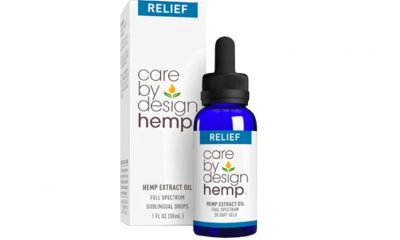 Care By Design Hemp of CannaCraft Shares Launch of CBD Sublingual Oils and Softgels