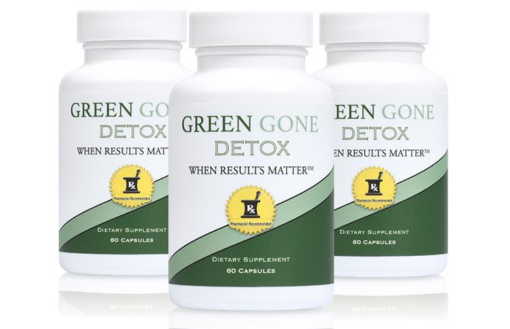 Green Gone Detox: Safe THC Detox Kit for Cannabis Drug Tests?