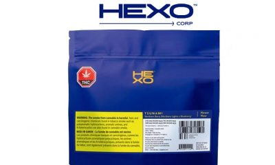 Medical Cannabis Patients Now Have a New 30-Gram Weed Product from Hexo