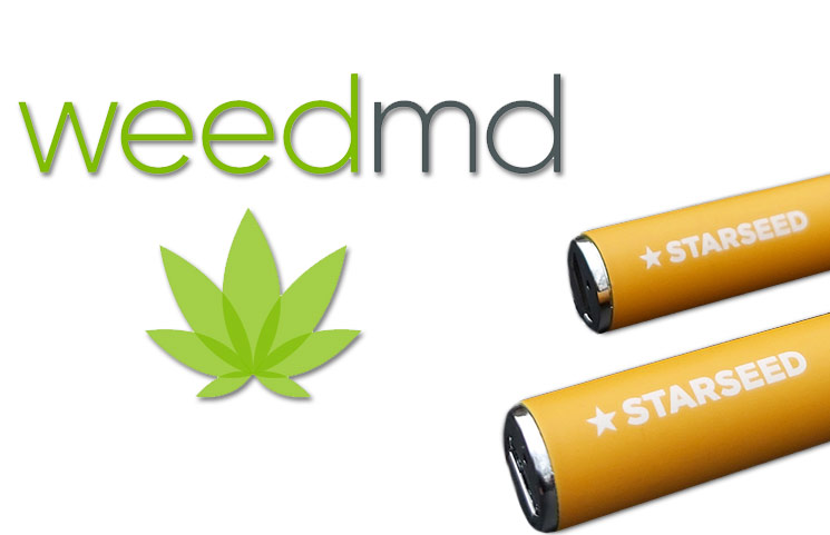New WeedMD Medical Vapes Line, Aurum, Launches Under Color Cannabis Brand