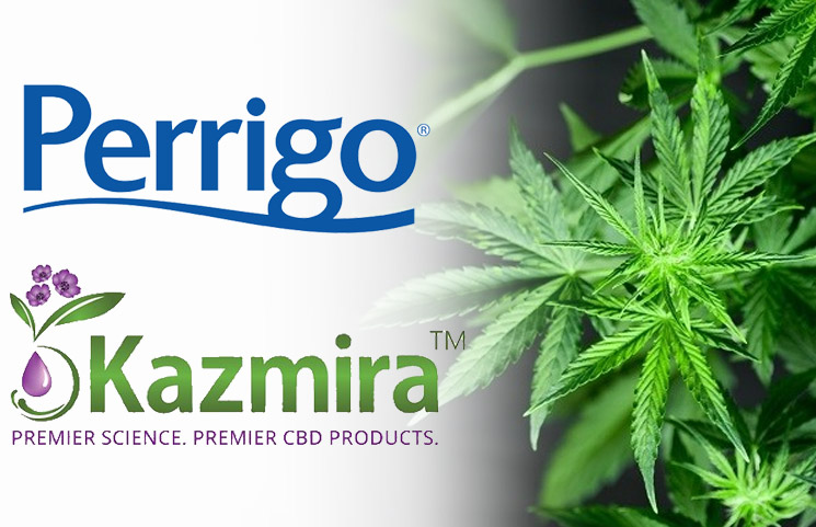 Perrigo and Kazmirea Partner to Release New CBD Products into the Market