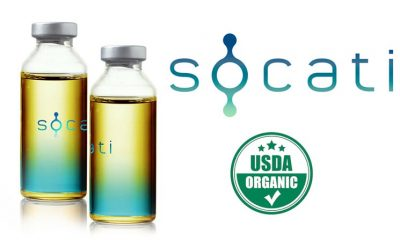 Socati CBD Lineup of Broad and Full Spectrum Oils Gets USDA Organic Certification