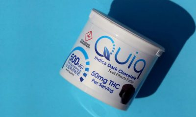 Quiq Fast-Acting, Rapid Uptake Cannabis THC Products Available in Colorado