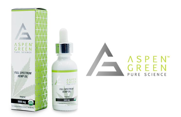 Aspen Green CBD: Hemp and CBD Extracts for Everyday Use